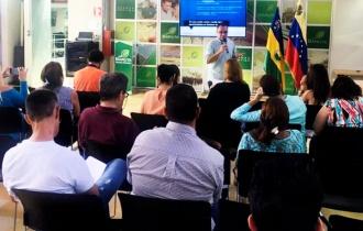 Director de Negociopyme realiza exitosa gira por Venezuela