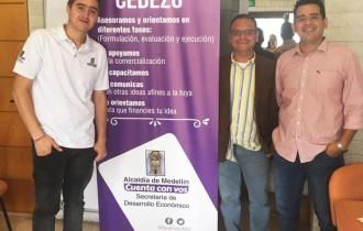 Negociopyme co-organiza conferencia On Line con Alcaldía de Medellín, Alcaldía de Baruta y Emprecolven